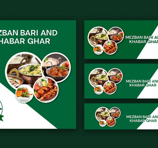Social Media food design by jakariya shakil pro