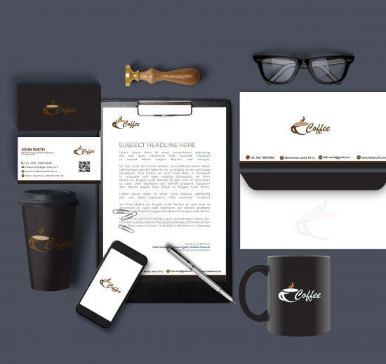 Coffee Branding Identity